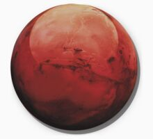 Red Marble - Mars One Piece - Short Sleeve
