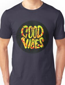 Good Vibes - Rasta  Unisex T-Shirt