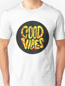 Good Vibes - Rasta  Unisex T-Shirt
