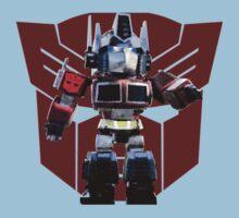 Transformers optimus prime deformed Kids Clothes