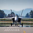 Fighter Jet by ChickenSashimi