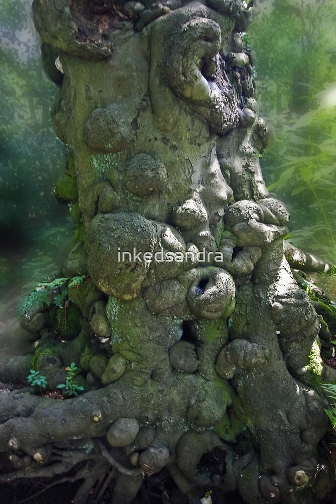 The magic tree by inkedsandra
