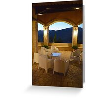 Sicilian Country Living III Greeting Card