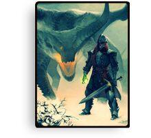 Inquisitor Canvas Print