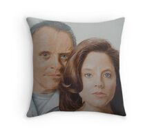 The eyes have it.. Throw Pillow
