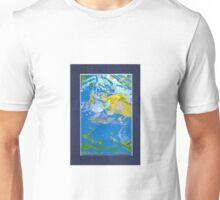 ABSTRACT MONO PRINT Unisex T-Shirt