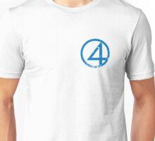 fantastic 4 logo Unisex T-Shirt