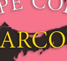 Cape Cod - Marconi Beach Sticker