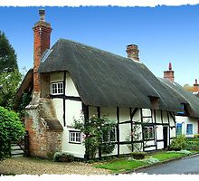 Quaint Thatched Cottage by hootonles