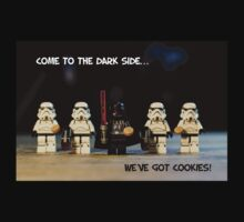 Dark Side Cookies Kids Clothes