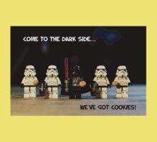 Dark Side Cookies Kids Tee