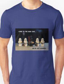 Dark Side Cookies Unisex T-Shirt