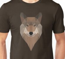 Wolf - low poly Unisex T-Shirt