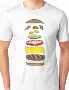 Spesh-Burger Unisex T-Shirt