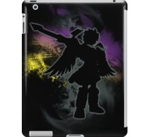 Super Smash Bros Dark Pit Silhouette iPad Case/Skin