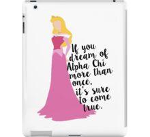 AXO - Sleeping Princess iPad Case/Skin
