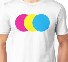 Discreet Pansexual Pride Unisex T-Shirt