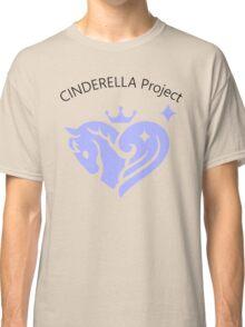 The Idolm@ster Cinderella Girls - Cinderella Project Logo Classic T-Shirt