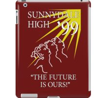 Sunnydale High Yearbook iPad Case/Skin