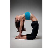 Yoga Photographic Print