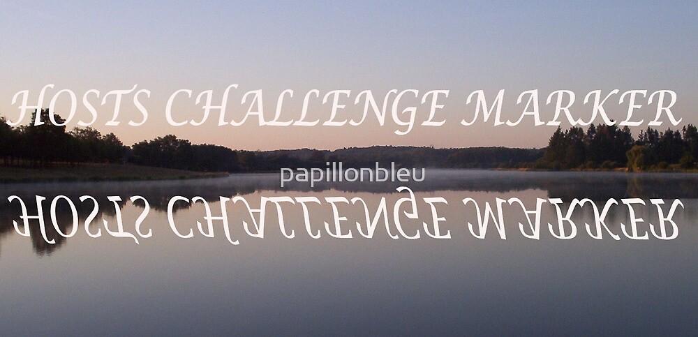 CHALLENGE MARKER by Pamela Jayne Smith