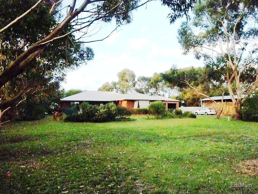 Homestead on Farm by EdsMum