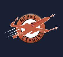 Star Wars - Rebel Express by CrumpetKing