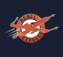 Star Wars - Rebel Express by CrumpetKing