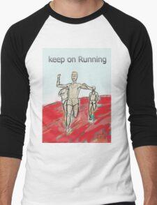 athletes runners marathon man T-Shirt