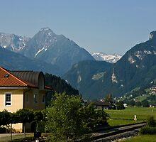 Tirol - Zell am Ziller by imagic