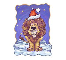Lion Christmas by ImagineThatNYC