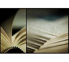 the book club Photographic Print