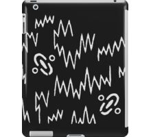 Born (White) iPad Case/Skin