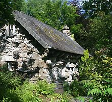 Ty Hyll, Wales (The Ugly House) by Allen Lucas
