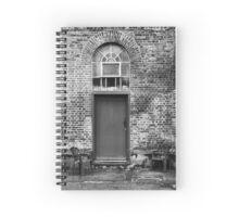 The Roundhouse Door Spiral Notebook
