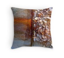 Devil in the Details - II Throw Pillow