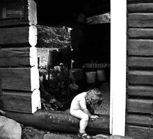 Sauna elf by daive