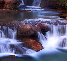 twin falls by Matt  Williams