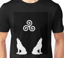 Derek Hale - logo Unisex T-Shirt