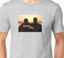 Cockles Sunset- Aloha, Cowboy. Unisex T-Shirt