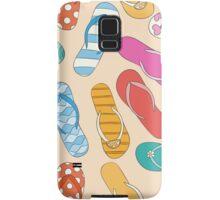 Sandals Pattern Samsung Galaxy Case/Skin
