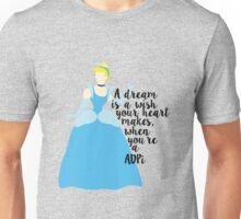 ADPi - Slipper Princess Unisex T-Shirt