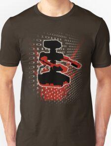 Super Smash Bros Famicom ROB Silhouette T-Shirt