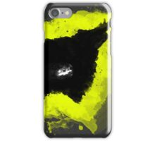 Paint Splatter Batman iPhone Case/Skin