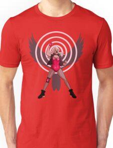 Canary Cry! Black Canary Unisex T-Shirt