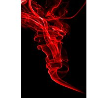 Red One Photographic Print