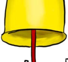Dingle-Bat Logo Sticker