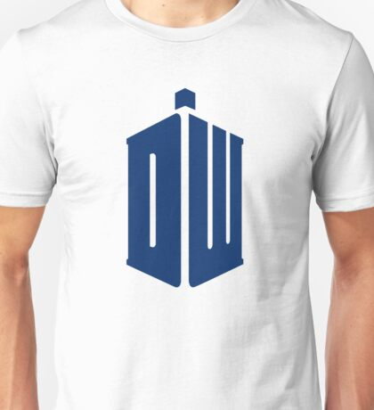 Doctor Who: Logo Model 1 Unisex T-Shirt