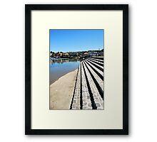 San Francisco Bay - Harbor Framed Print