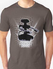 Super Smash Bros NES ROB Silhouette T-Shirt